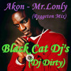 Akon - Mr.Lonly  Reggeton Mix By Black Cat Dj's Dj Dirty