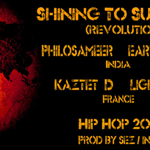 Shining to success - Philosameer - Earthgrime - Kaztet D - lighta D - Sez