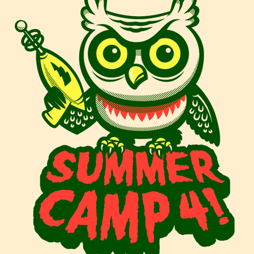 Rye Bread - Afternoon Delight - Live @ Summer Camp 4