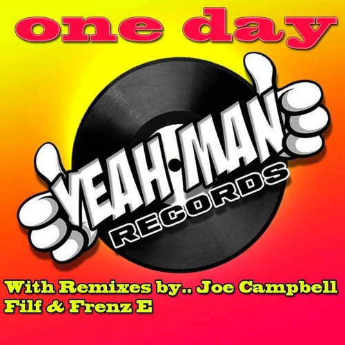 Frenz E - Ft Mc Freeflow - One Day (Original Mix) ***Out on Beatport Now*** [Yeah Man Records!]