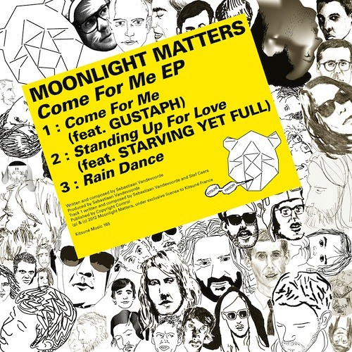 Come For Me (feat. Gustaph) [Mighty Mouse remix] - Moonlight Matters