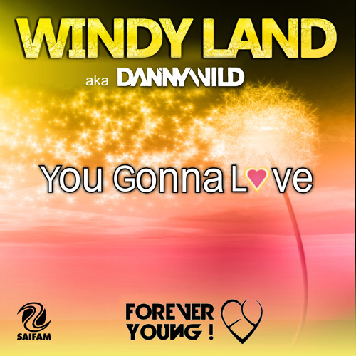 "Windy Land aka Danny Wild ""You Gonna Love"" (Mico C Remix radio edit) Promo Cut"