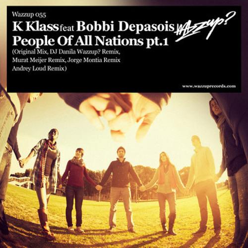 K-Klass - People of all nations (Murat Meijer Remix) (Wazzup? Records)