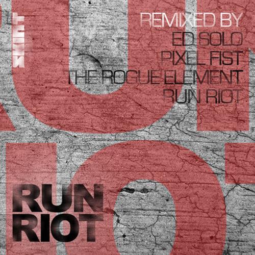 RuN RiOT & BYOB - Fire Flies (Ed Solo Remix) [OUT NOW]