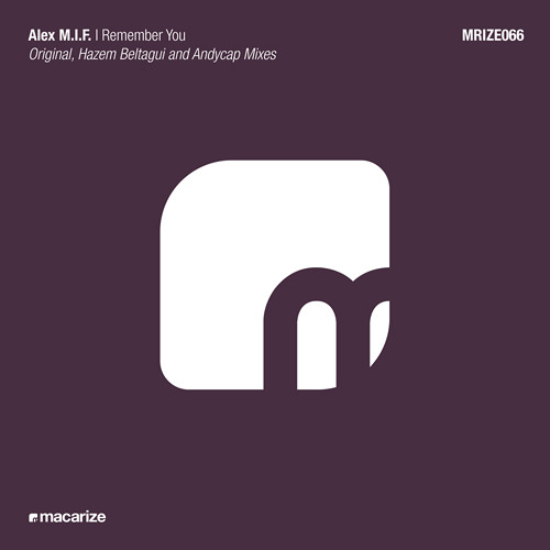 Alex M.I.F. - I Remember You (Hazem Beltagui Remix)