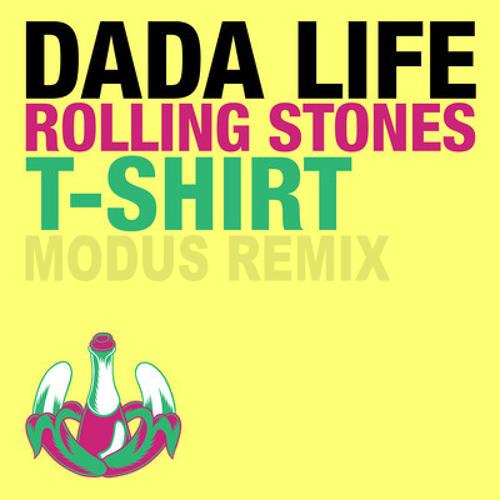 Rolling Stone T-Shirt (Modus Remix)