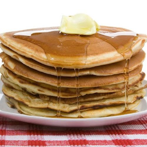 Galactic SNES Pancakes