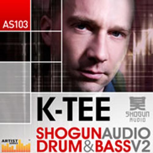 FREE Loops Du Jour - K-Tee Shogun Audio Drum & Bass Vol.2