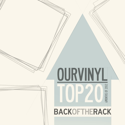 Back of the Rack - Top 20 of 2012