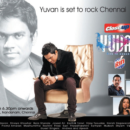 I will be there for you yuvan mp3 free download.