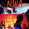 NWA vs. Alice In Chains: Man In a Box Straight Outta Compton