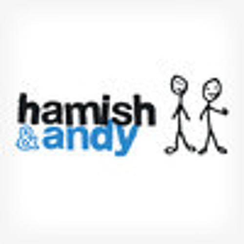 Hamish & Andy - Brad Blanks At Ascot