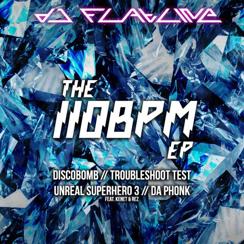 DJ Flatline - Unreal Superhero 3 (feat. Kenet & Rez)
