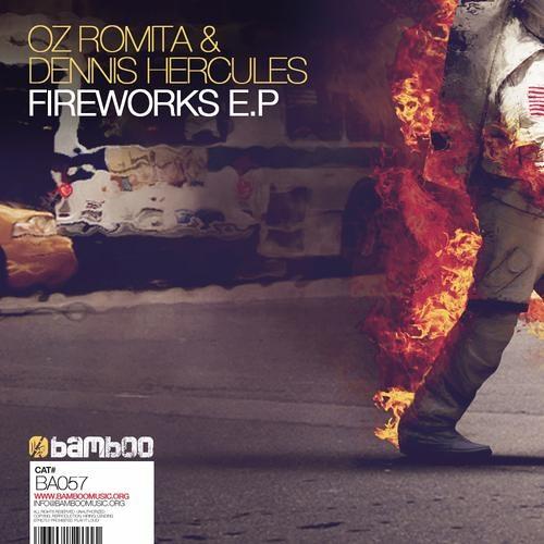 Oz Romita & Dennis Hercules - driven (Fireworks E.P)