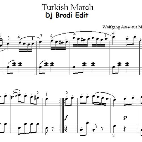 Turkish March Dj Brodi Edit