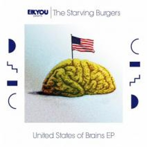 The Starving Burgers - Losing Mind (The Frackers Remix) OFFICIAL