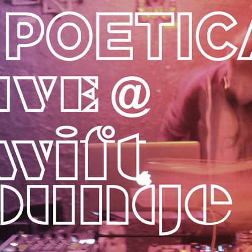 D Poetica LIVE @ Swift Lounge.  Thursday June 21st 2012.
