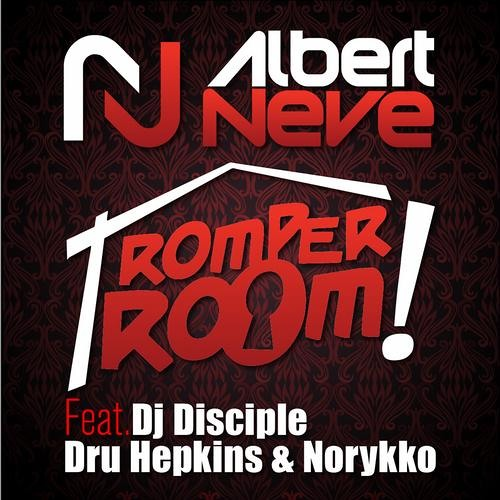 Albert Neve ft Dj Disciple & Dru Hepkins - Romper Room Huge RMX TEASER