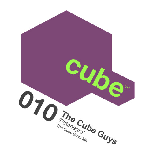 THE CUBE GUYS 'Patanegra' PREVIEW - Out NOW on Beatport !
