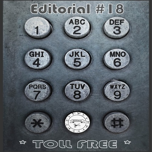 DJ Steef_Bad Luck - Editorial #18