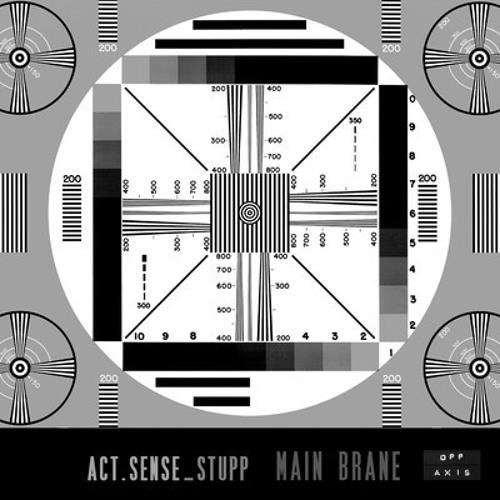 Main Brane (Sytnh Tool) Feat Act. Sense