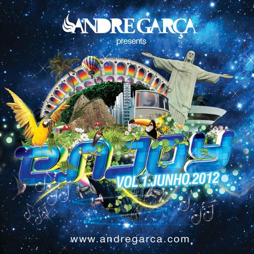 """DJ Andre Garça - """"E.NJOY"""" vol.1  (junho.2012)"""