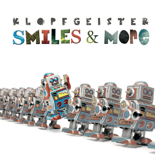 Klopfgeister+ Day.Din - Shadow of a smile (Klopfgeister 2012 Rework)