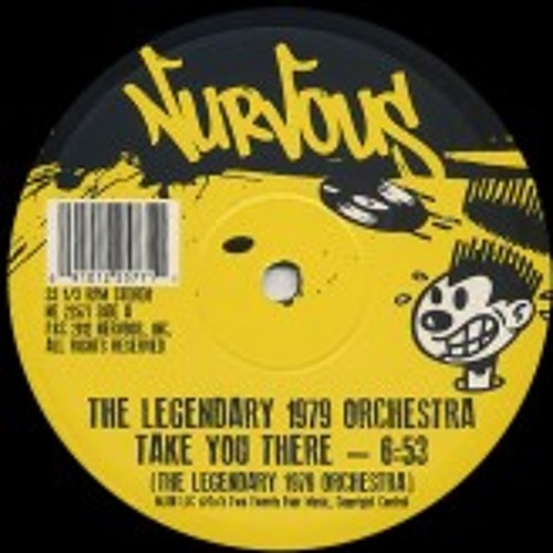 The Legendary 1979 Orchestra - Take You There (112kbps) [VINYL/DIGI - OUT NOW]