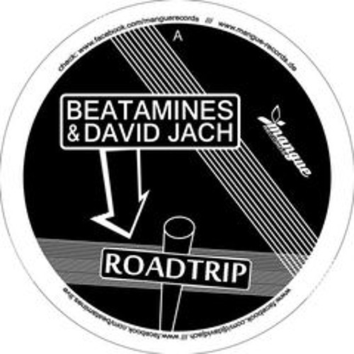 David Jach & Beatamines - Roadtrip (Einmusik Remix) (extract)