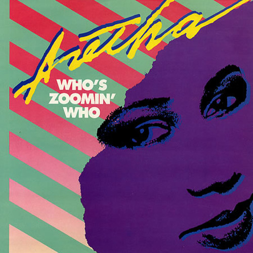 Aretha Franklin - Who´s Zoomin Who (SPT:B Refix)