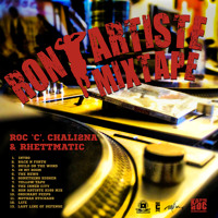 RON ARTISTE MIXTAPE - Mixed by Dj Rhettmatic (Beat Junkies)