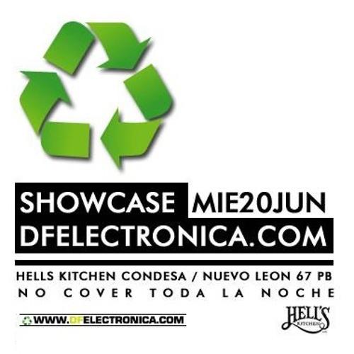 Montenegro - Live @ Hell´s Kitchen Condesa (20 Junio 2012)