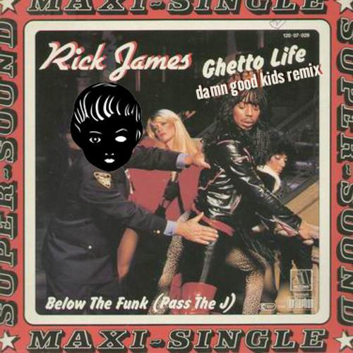 Rick James - Ghetto Life (DamnGoodKids Remix)