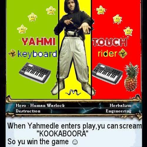 Keyboard rider