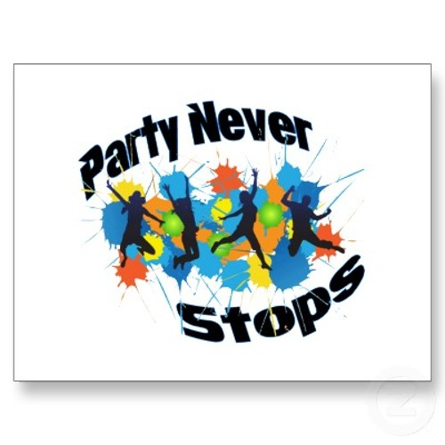 N8_Party Never Stops(Mix 1)