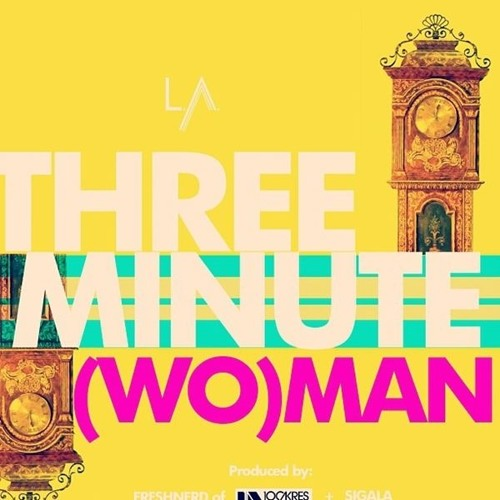3 Min (Wo)Man prod. Freshnerd and Sigala