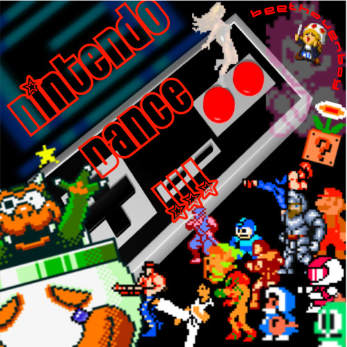 Nintendo Dance Revolution!!!