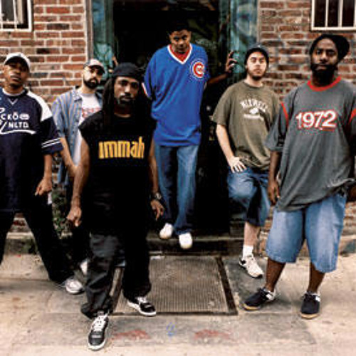 The Influence Ft Jurassic 5