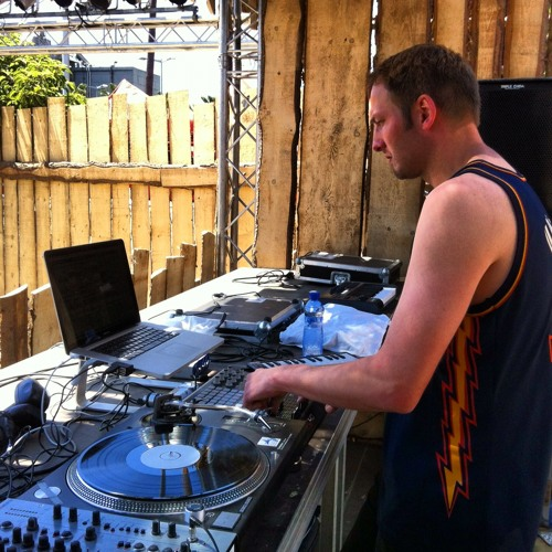 Curle & PullProxy showcase @ SektorBerlin Water Stage - East Ender Festival, Barcelona 15.06.12