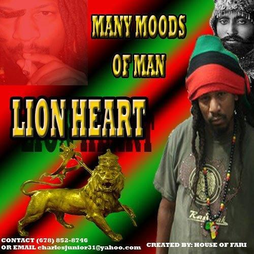 Lion Heart - No Man