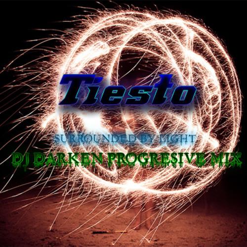 Tiesto - Surrounded By Light (DJ Darken Progressive Mix)