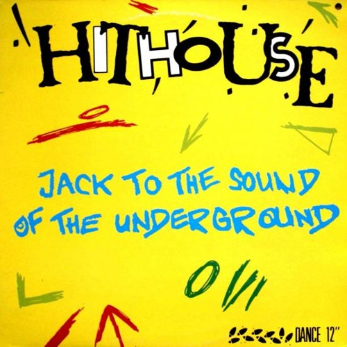 Addy Van Der Zwan & Hithouse & Jerry Beke - Jack To The Sound Of The Underground 2012 (Addy Van Der Zwan & Jerry Beke Mix)