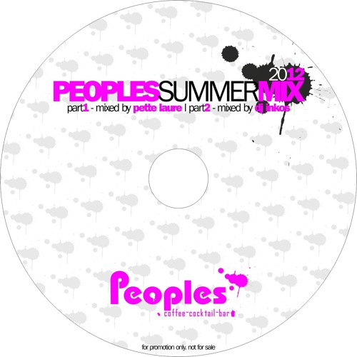 PeoplesSUMMERmix2012
