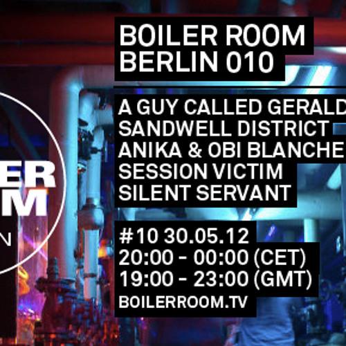 Silent Servant live in the Boiler Room Berlin