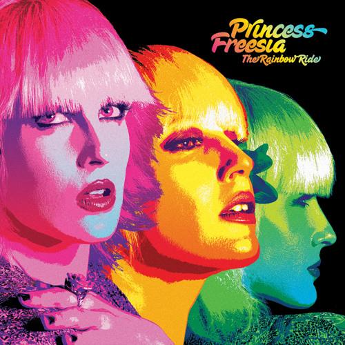 "Princess Freesia ""Taffeta"" (Edit) from ""The Rainbow Ride"" album"