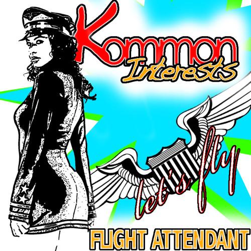 Flight Attendant - Kommon Interests (Original Mix) 2Kobras Records FREE DOWNLOAD!!!