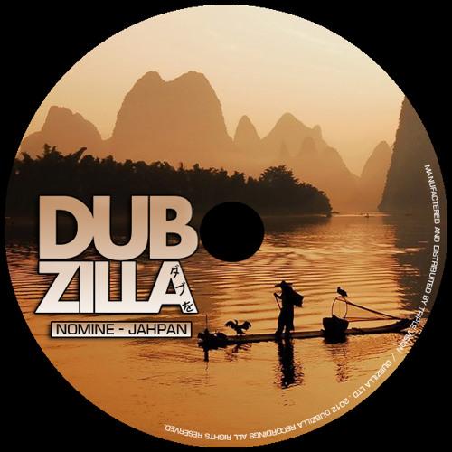 Dubzilla Recordings- Jahpan - Nomine - Jahpan EP DZ006