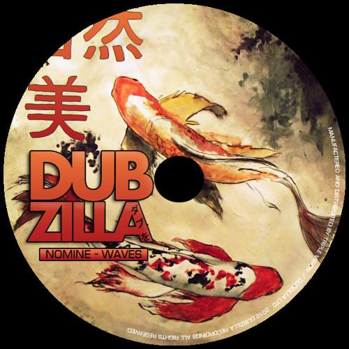 Dubzilla Recordings - Waves - Nomine - Jahpan EP DZ006