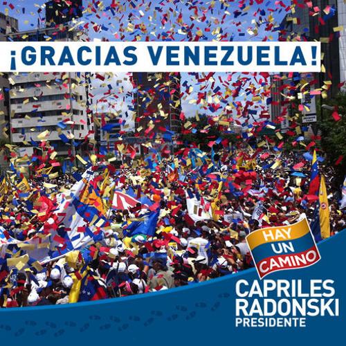 Está Aclarando la Mañana en Venezuela
