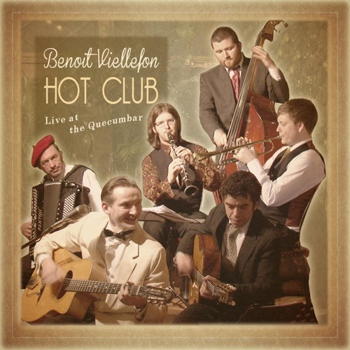 The Hot Club - Live at the Quecumbar (Sample)